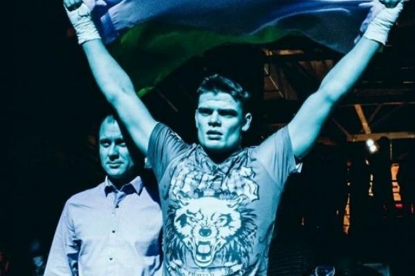 Рівненський боєць ММА Павло Демиденко: «Планую увірватися в «UFC»
