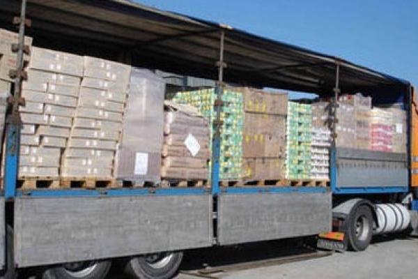 Малозабезпеченим з Рівненщини прислали 12 тонн гуманітарної допомоги