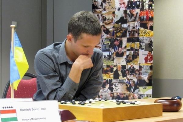 Cпортсмен з Рівного отримав бронзу на чемпіонаті Європи з Ґо