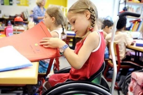На інклюзивну освіту з бюджету виділили 209 мільйонів гривень