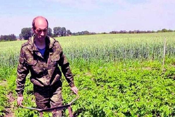Фермер зі Здолбунівщини винайшов «жуколовку»