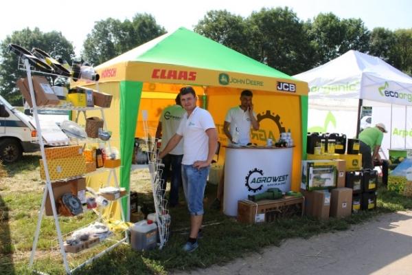 На Млинівщині провели «День поля»
