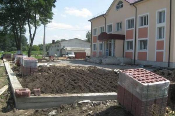 На Рівненщині взялися за реконструкцію будівель під дитячі садки