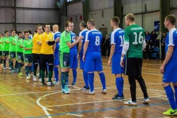 МФК «Кардинал-Рівне» презентує нового титульного спонсора