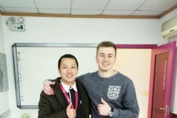 Як рівнянин став вчителювати в Китаї (Інтерв'ю)