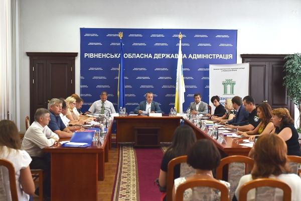 Антирейдерський штаб на Рівненщині діє і взмозі захистити аграріїв від рейдерів