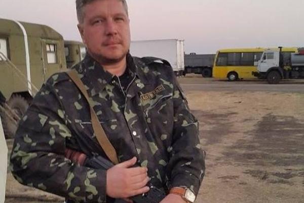Капелан Віталій Яворський: «Під Іловайськом було істинне пекло…»