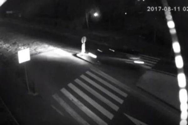 У Здолбунові зловмисника знайшли завдяки камері відеонагляду