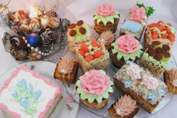 Грандіозну виставку солодощів влаштовують на Поліссі
