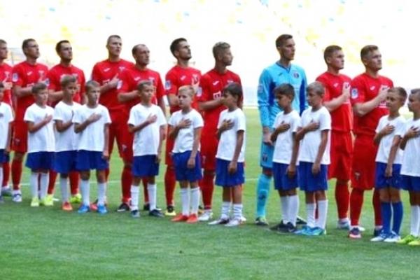 Рівненський «Верес» здобув історичну перемогу в «Чорноморця»