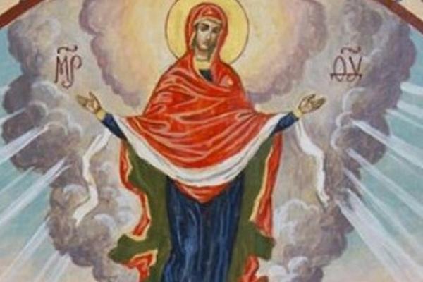 У Рівному презентують Богородицю – покровительку українських воїнів