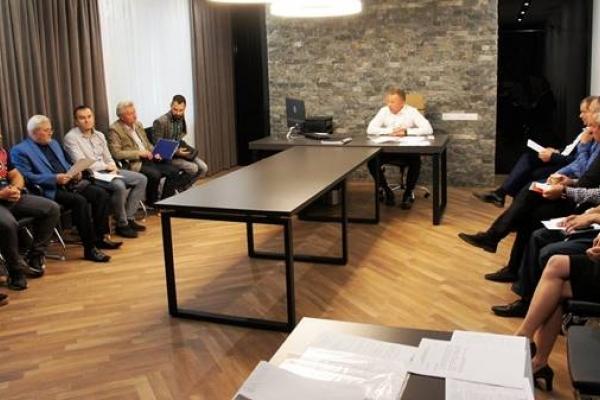 У Рівному засідання архітектурно-містобудівної ради пройшло результативно