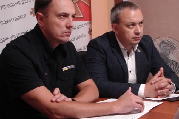 З приводу пожеж засідав оперативний штаб ДСНС. На Рівненщині – ситуація під контролем