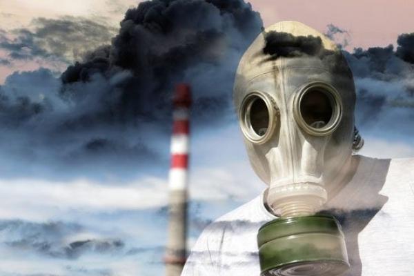 У Рівному зросли показники забруднення повітря