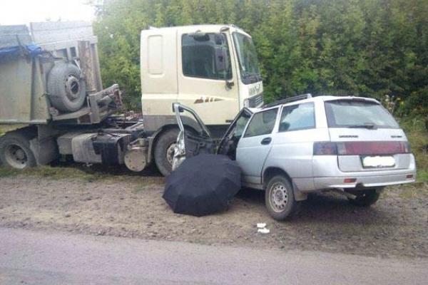 На Рівненщині у страшній ДТП загинув священник (Фото)