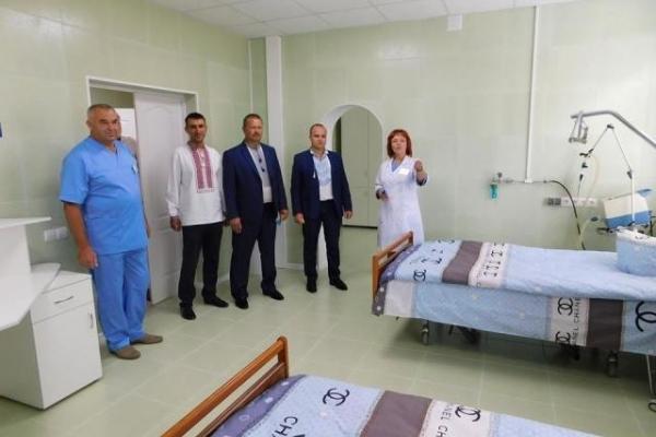 У Гощанській лікарні оновиливідділення анестезіології