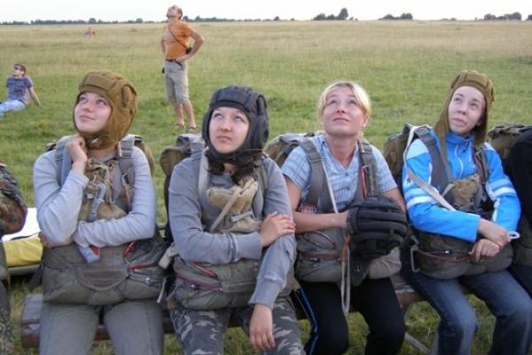 Рівненщина: парашутно-планерний спорт – минуле й сучасне