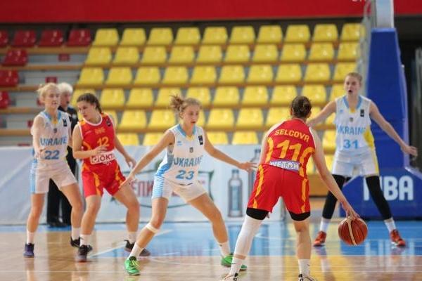 Жіноча збірна України з баскетболу «U-16» увійшла до півфіналу юнацького чемпіонату Європи