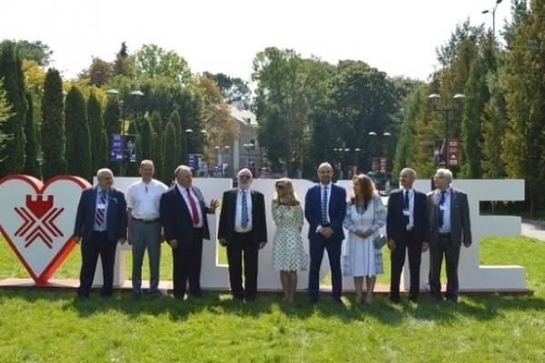 Рівне європейське: на святі міста були делегації із ряду міст-партнерів