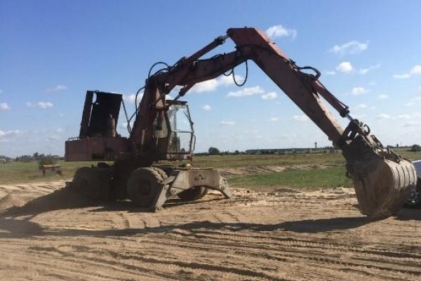На Костопільщині незаконно вивозили пісок: триває розслідування
