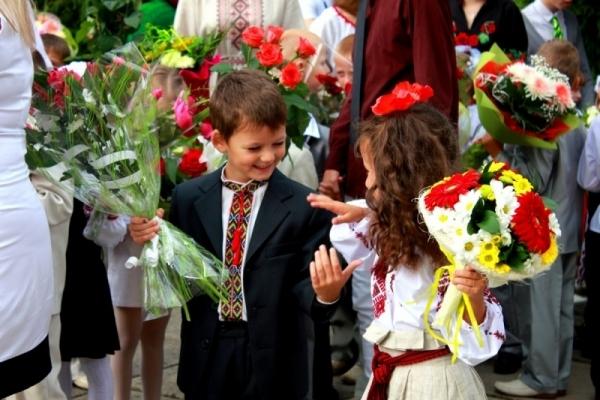 На Рівненщині розпочнуть навчання понад 16 тисяч першокласників