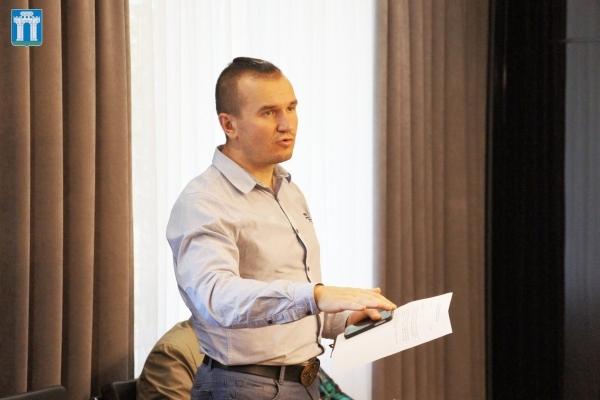 Тарас Максименко анонсував георадарні дослідження у Рівному