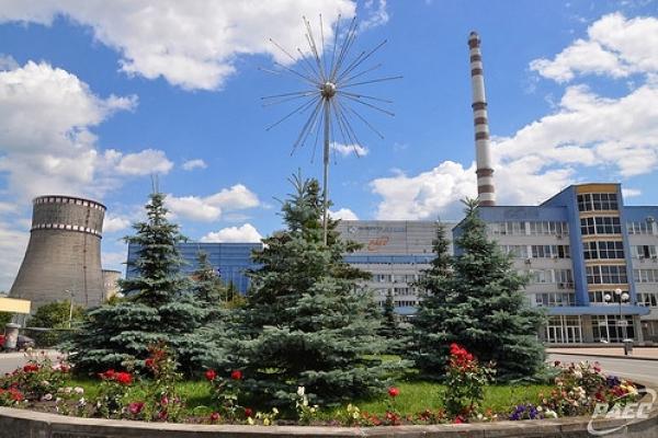 На РАЕС розпочали реконструкцію загальною вартістю 50 млн гривень