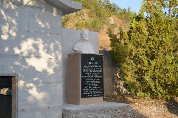 Рівненському лікарю та досліднику Андрію Лимичу встановили пам'ятник у Хорватії (Фото)