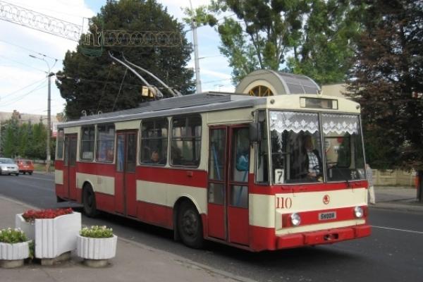Напала депресія? Сідай у популярний рівненський транспорт – тролейбус № 7