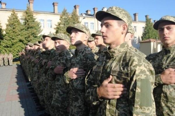 Острозький обласний військовий ліцей відчинив двері для нових воїнів