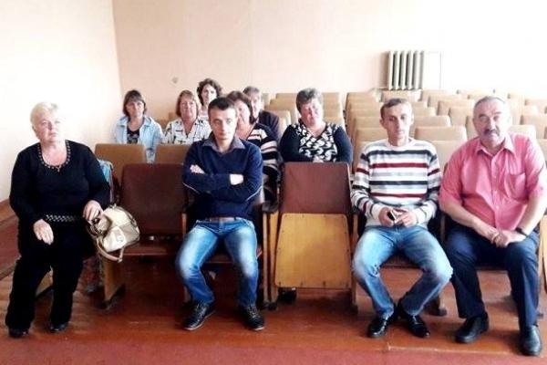 Козинська ОТГ сформувала потужну команду
