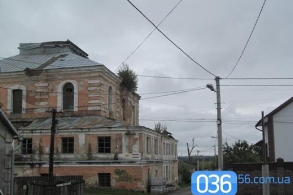Синагога в Дубні: шансів на порятунок історичної споруди нема