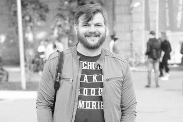 Стало відомо, що в аварії біля Масевичів на Поліссі загинув журналіст з політологами