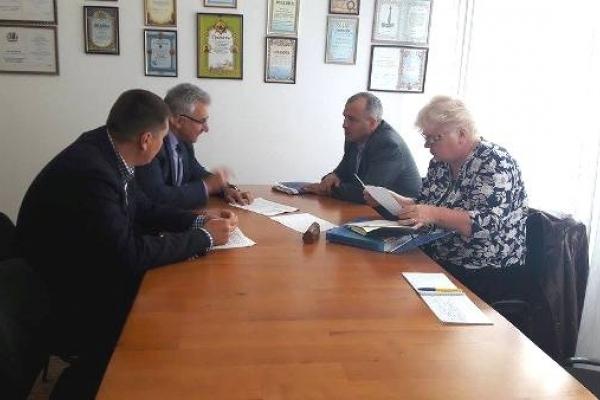 Радивилівська ОТГ успішно проводить реорганізацію комунальних закладів