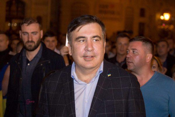 Хто і про що говорив на львівській нараді з Саакашвілі
