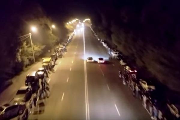 Рівне: нічні перегони на «Боярці» набирають обертів (Відео)