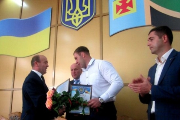 Костопільський тренер за гарних вихованців отримав грошову винагороду