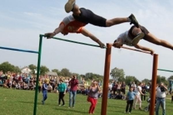 Масштабне спортивне свято відбулося в Бугринській ОТГ