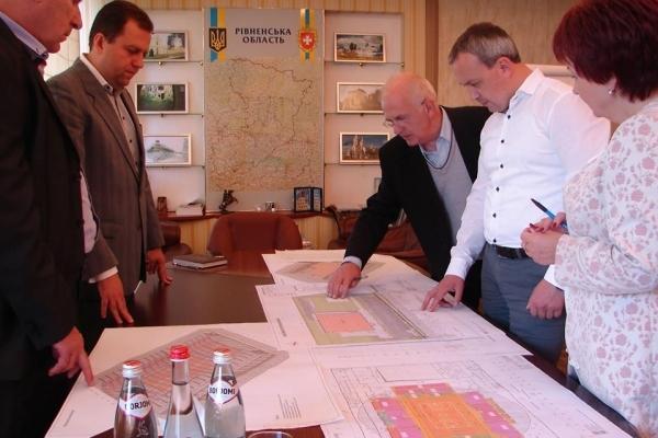 Будівництво спорткомплексу на Макарова може розпочатися вже наступного року