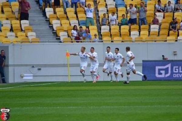 Вболівальники «Вереса» назвали найкращий гол серпня