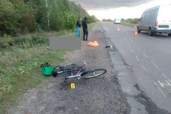 Сарненщина: у ДТП загинув велосипедист (ФОТО)