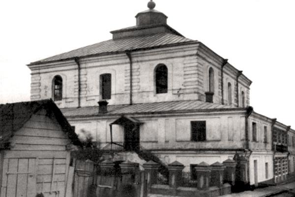 Книгу про дубнівську синагогу видали в Ізраїлі