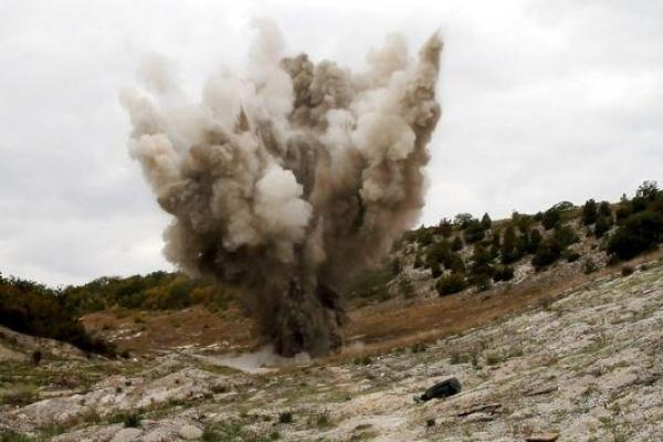 45 вибухонебезпечних снарядів та мін виявлено на Рівненщині (Фото)