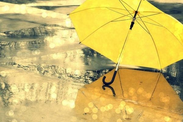У суботу 23 вересня в Рівному дощитиме