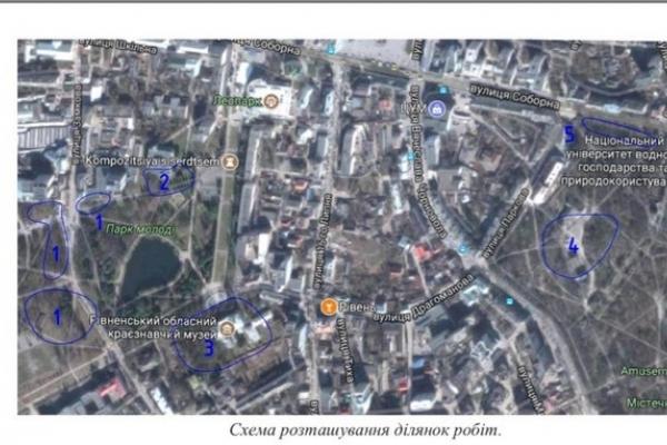 Підземні ходи та залишки порохового складу: у Рівному продовжують досліджувати підземну частину міста