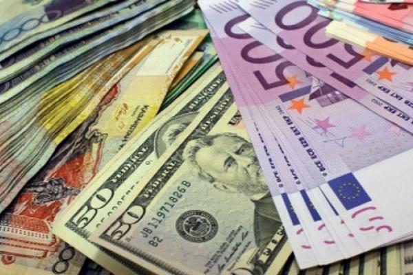 Курс валют на сьогодні
