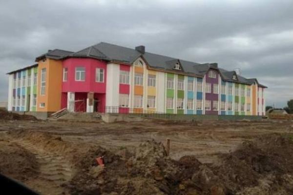 На Поліссі будують школи, дитячі садки та спортивні комплекси