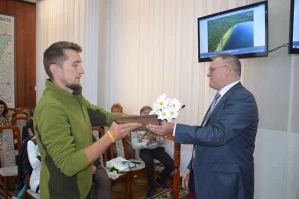 У Рівному відзначили кращих з- нагоди Всесвітнього дня туризму та Дня туризму в Україні