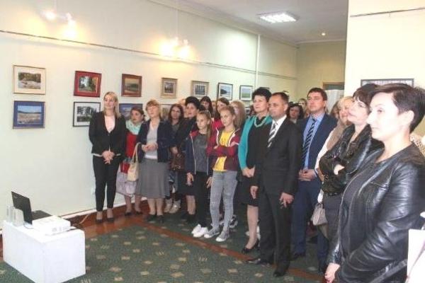 У Сарнах на Рівненщині відкрили інформаційно-туристичний офіс