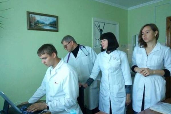 Хірурги з «Інституту серця МОЗ України» діагностували рівнян